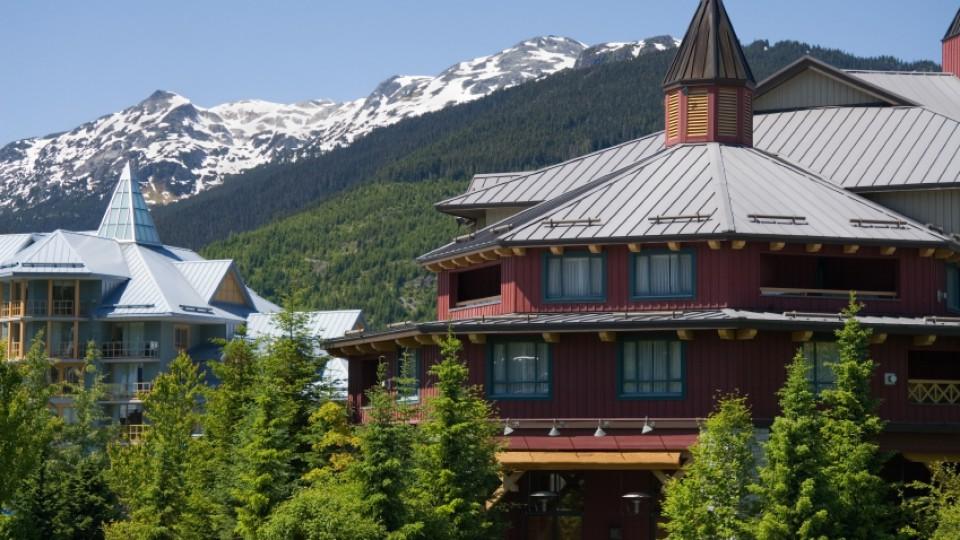 Spring in Whistler BC