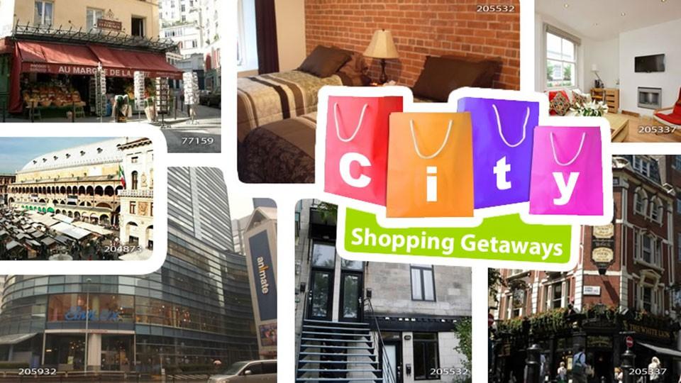 City shopping getaways