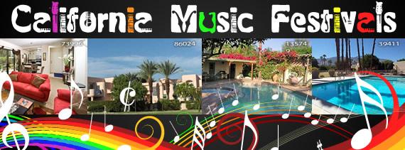 California Music Festivals
