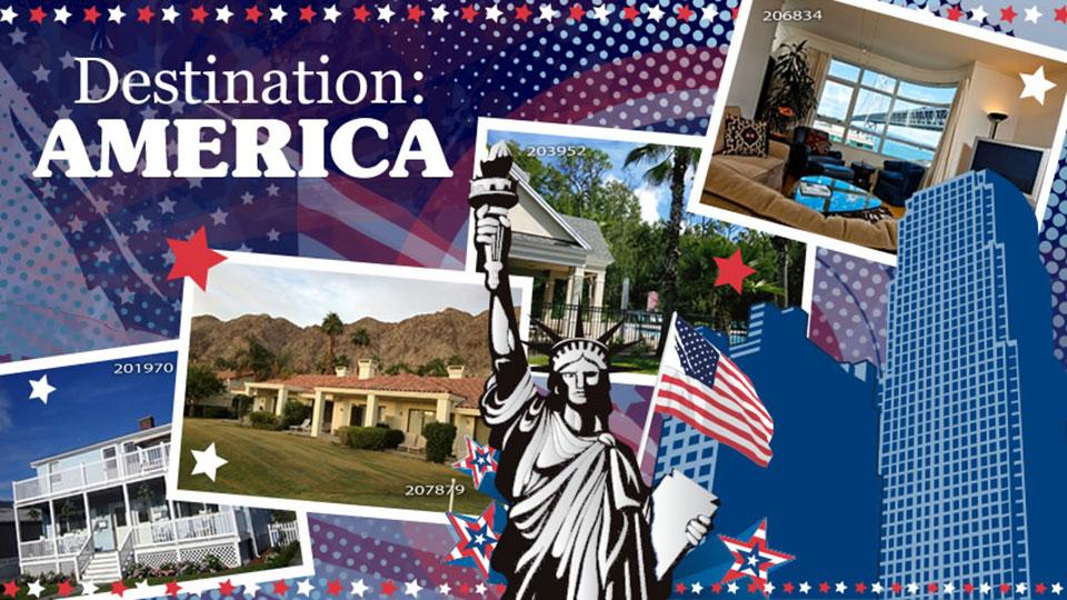 Destination: America
