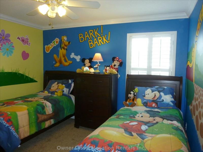 Disney World vacation rental homes