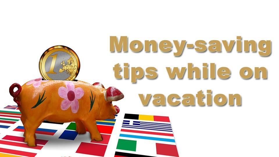 Moneysaving tips