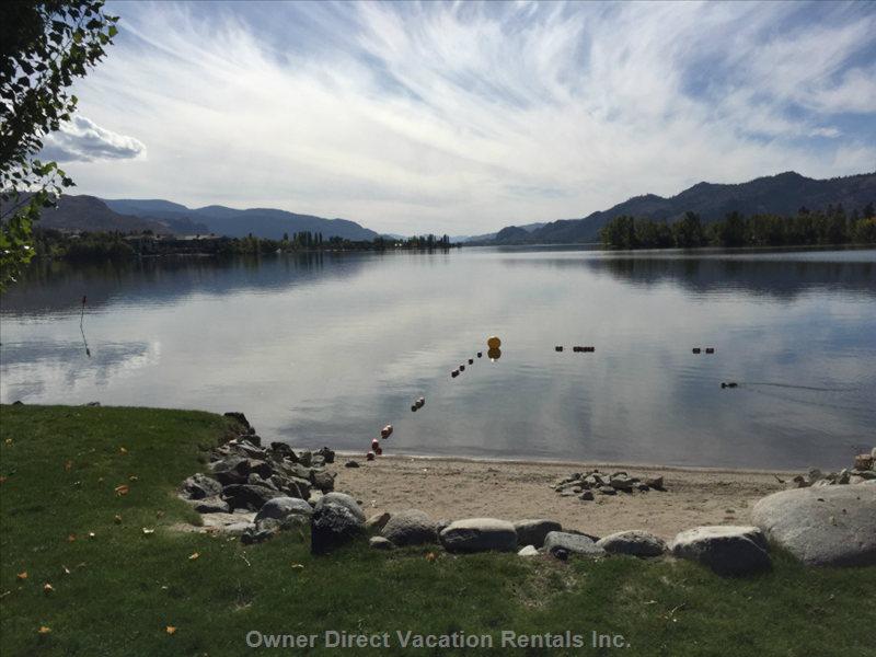 Osoyoos Lake at Casa Del Mila Oro Resort #89974