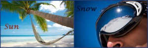 Winter Vacation: Sun or Snow?