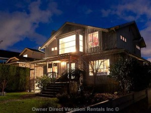 North Vancouver Vacation Rental