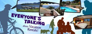 Everyone's talking about vacation rentals!