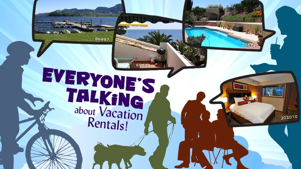 Everyone's talking about vacation rentals