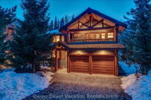 Luxury Whistler Retreat Property #205982