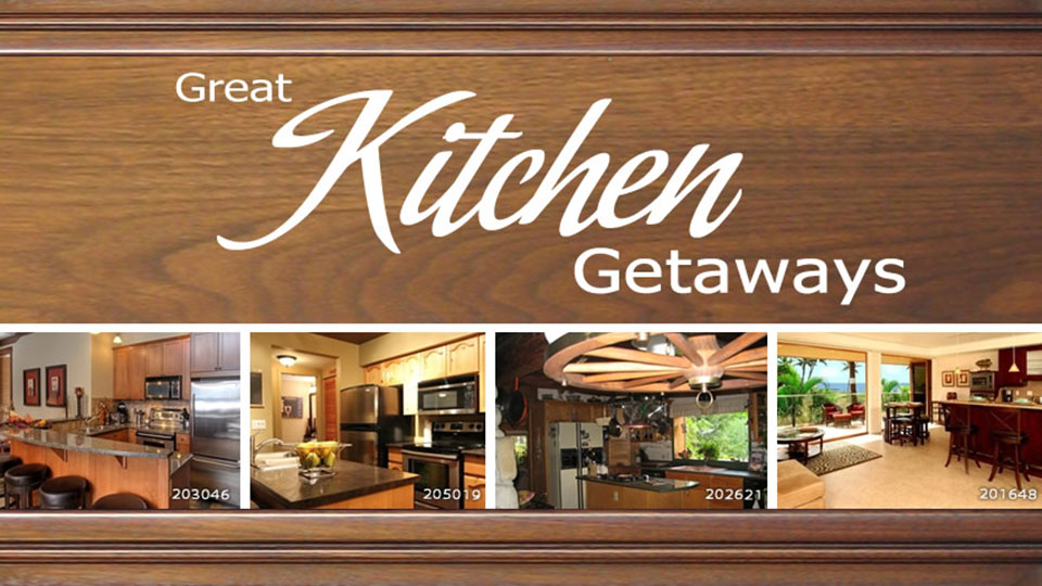 Great Kitchen Getaways