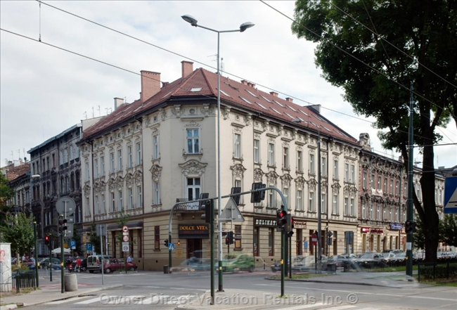 Two-Bedroom Flat Right at the Entrance to the Famous Kazimierz!