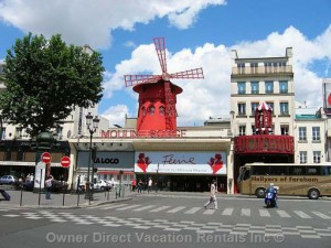 The infamous Moulin Rouge near Unit ID 83492