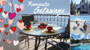 Romantic getaways in BC