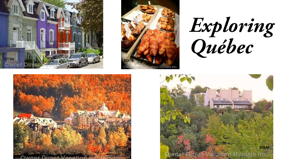 Exploring Quebec without speaking French