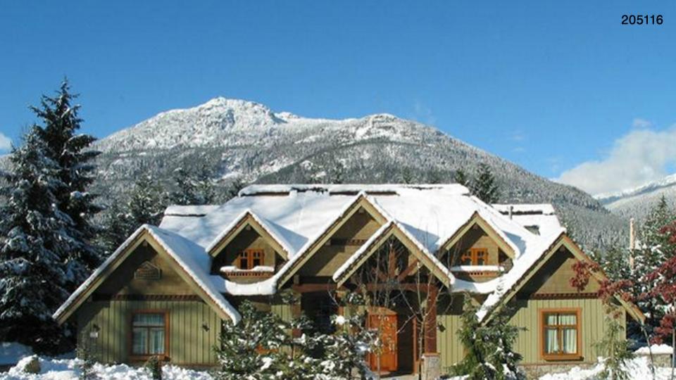 Items for ski rentals