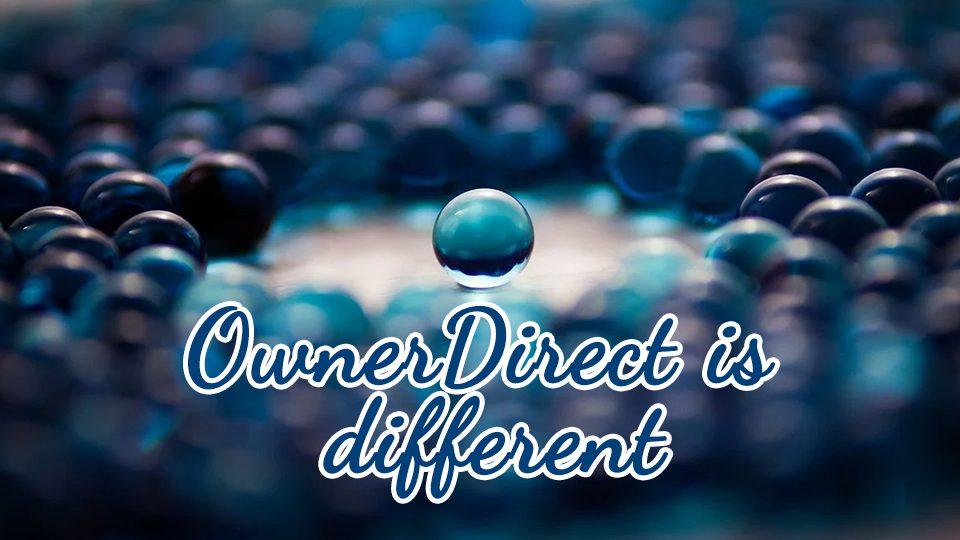 OwnerDirect is different