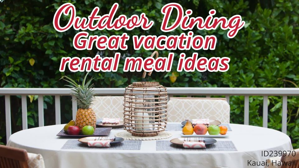 Owner Direct – Outdoor Dining