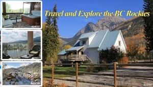 Travel and Explore the BC Rockies