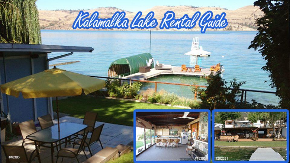 Kalamalka Lake Rental Guide