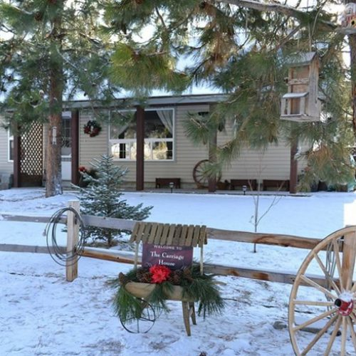 Holiday vacation homes round-up