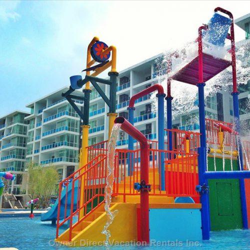 Condo resort in Thailand