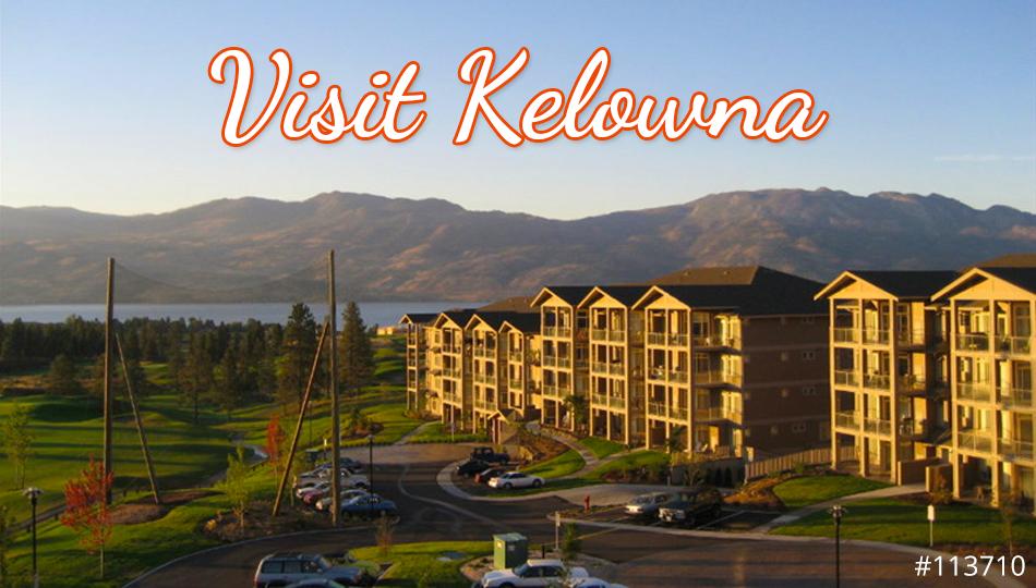 Visit Kelowna
