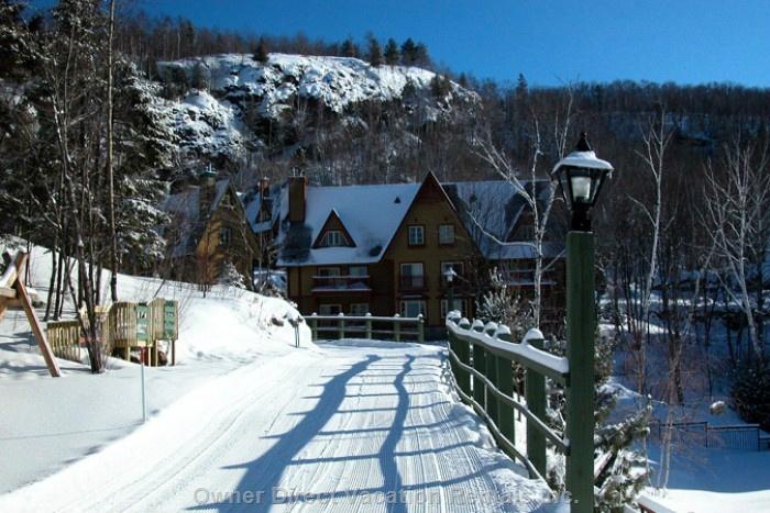 Ski-in & Ski-out in Plateau Sur la Montagne, Mont Tremblant