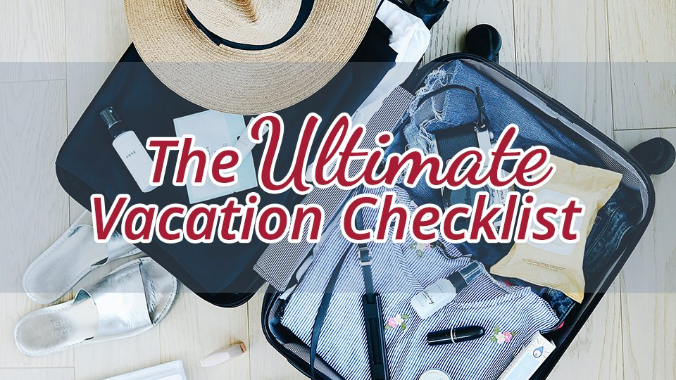 OD-Ultimate Checklist