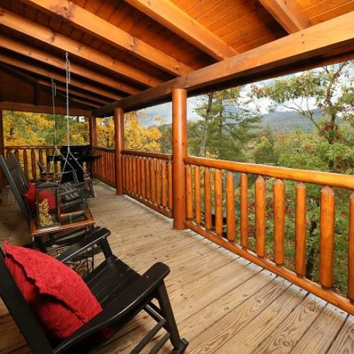 An ideal location for a Smoky Mountain getaway in Bear Creek Crossing Resort