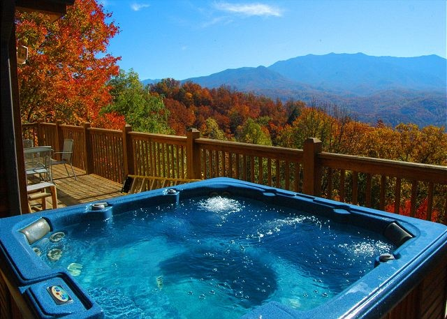 "The impressive ""Awesome Views"" Lodge in Gatlinburg, Tennessee / 222334"