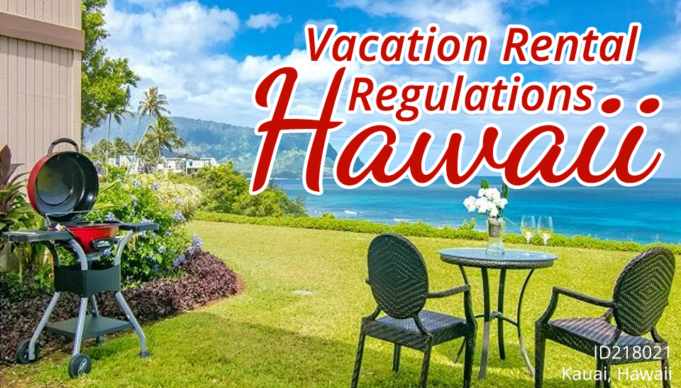 Vacation Rental Regulations Hawaii