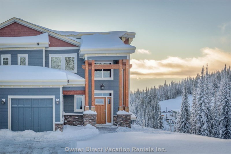 Unrivaled condo rental found at The Ridge at Silver Star / 245619