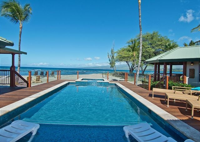 The Puako Hylton Beach Villa offers the ultimate luxury retreat / 221707