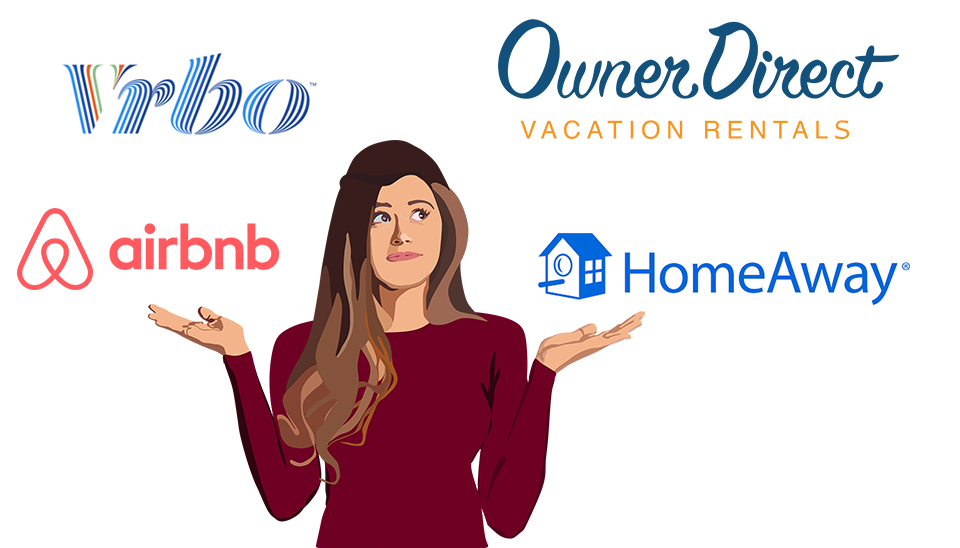 How Does OwnerDirect compare to Airbnb and HomeAway?