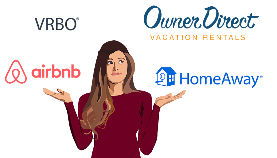 How Does OwnerDirect compare to Airbnb and HomeAway