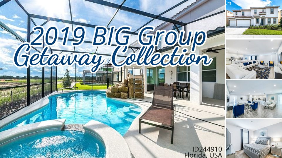 OwnerDirect 2019 Big Group Getaway Collection