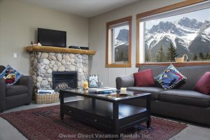 Family Holiday Accommodations In Canmore - Sleeps 6 #226559