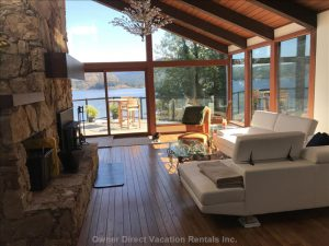 Large Ocean Front Executive Home, Very Private and Quiet #247350
