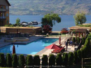 Barona Beach Lakefront 2 Bedroom/Deb with Pool and Hot Tub #206570