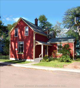 Historic Charlottetown House #203762