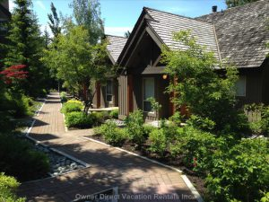 Beautiful Whistler Townhome in Peaceful Forest #210097