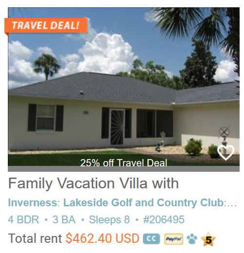 Family Vacation Villa with Private Pool. Close to Local Activities #206495