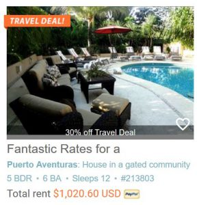 Fantastic Rates for a Luxury, Spacious 5 Bedroom Private Villa #213803