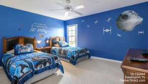 The Force is Strong with these 'Star Wars' Themed Rooms