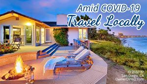 Amid COVID-19 Travel Locally