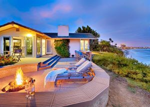 Oceanfront Home with Sweeping Whitewater Views