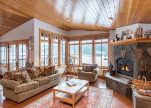 Massive 6BR Truckee Home on Glenshire Pond - OwnerDirect.com #229202