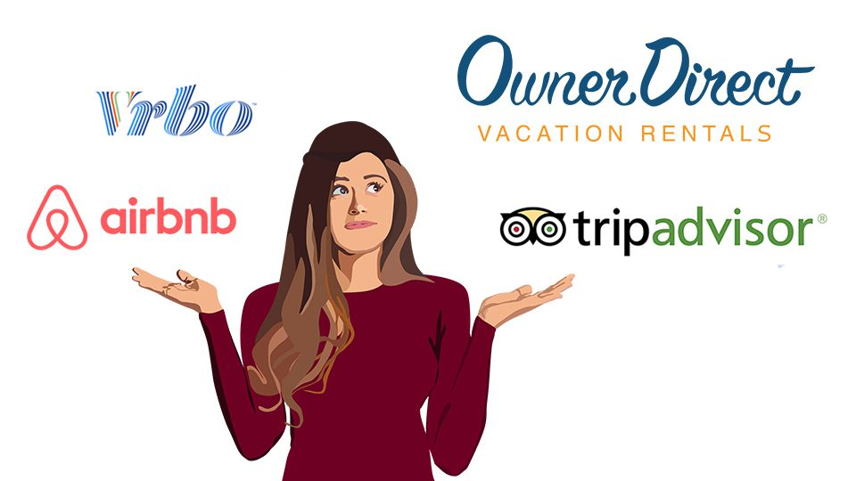 How Does OwnerDirect compare to Airbnb, Vrbo and Tripadvisor
