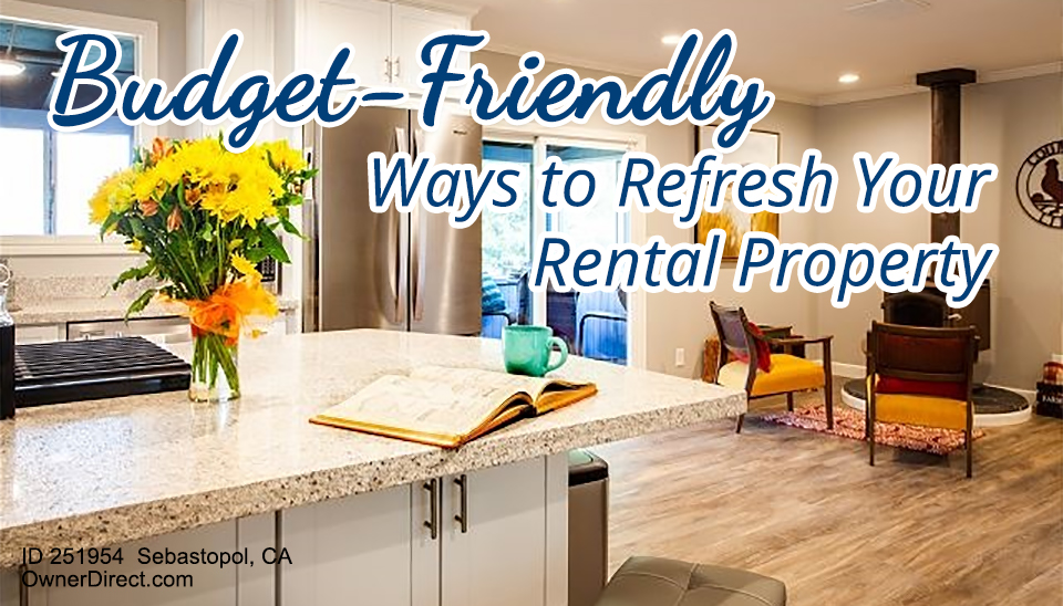 Budget-Friendly Ways to Refresh Your Rental Property