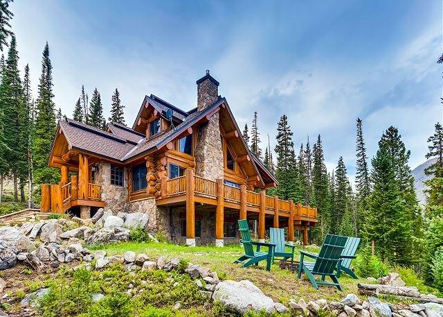 Idyllic mountain home in Breckenridge, CO #253209