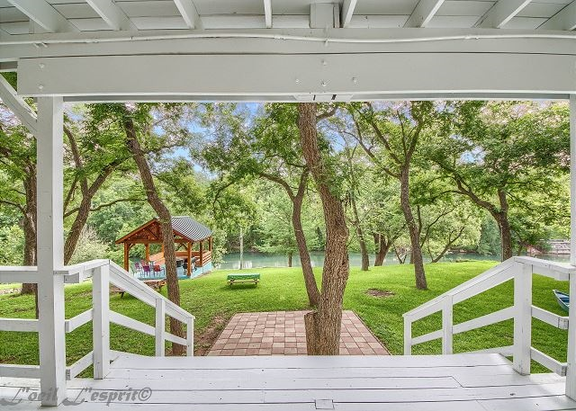 Guadalupe Riverfront 6 bedroom home in Texas #225903